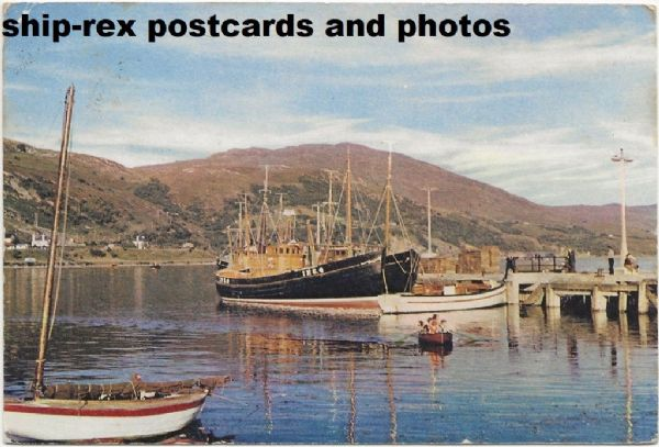 Ullapool (Ross-shire) postcard (c)